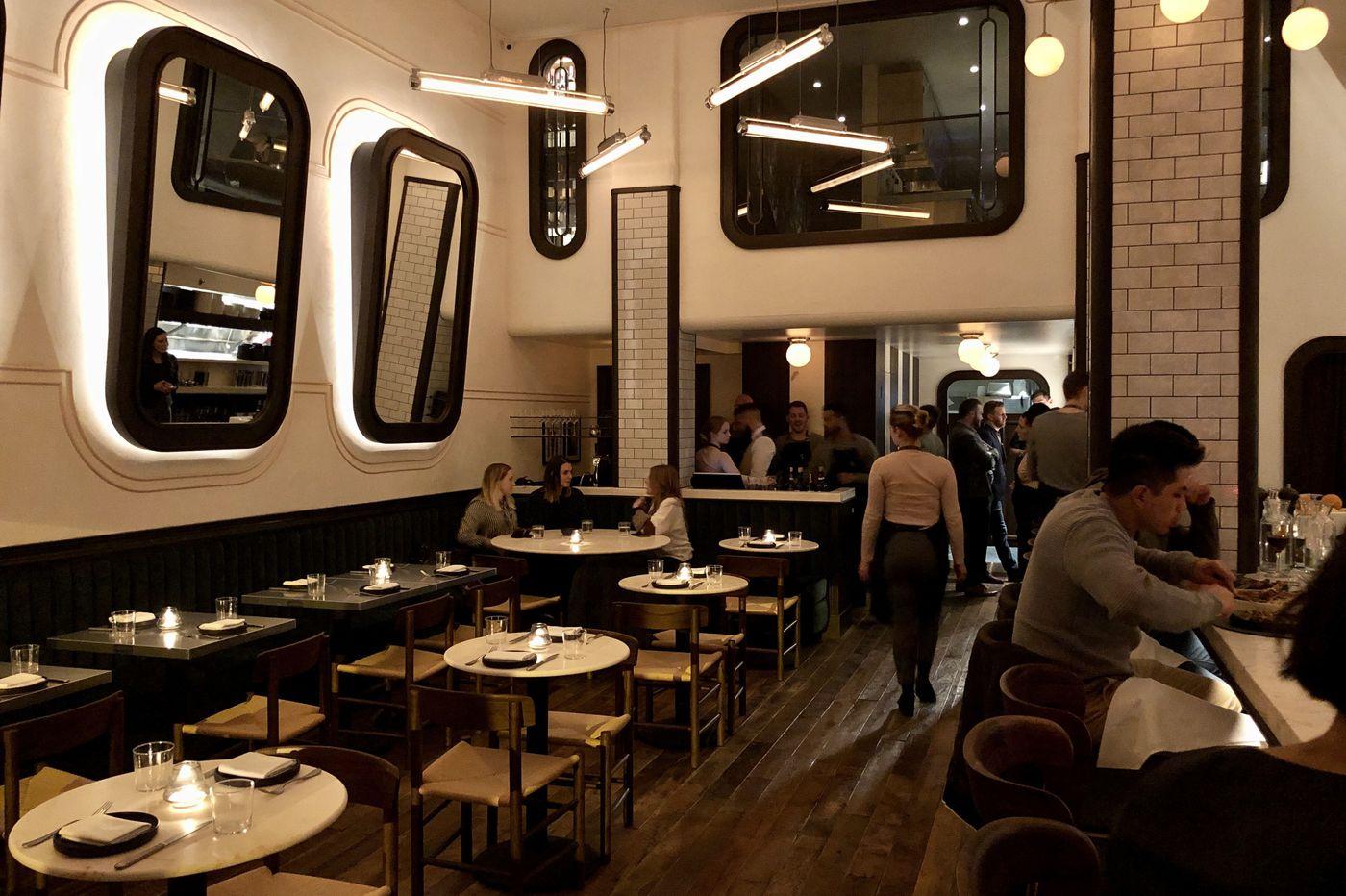 Via Locusta: Stylish pasta off Rittenhouse Square | Let's Eat