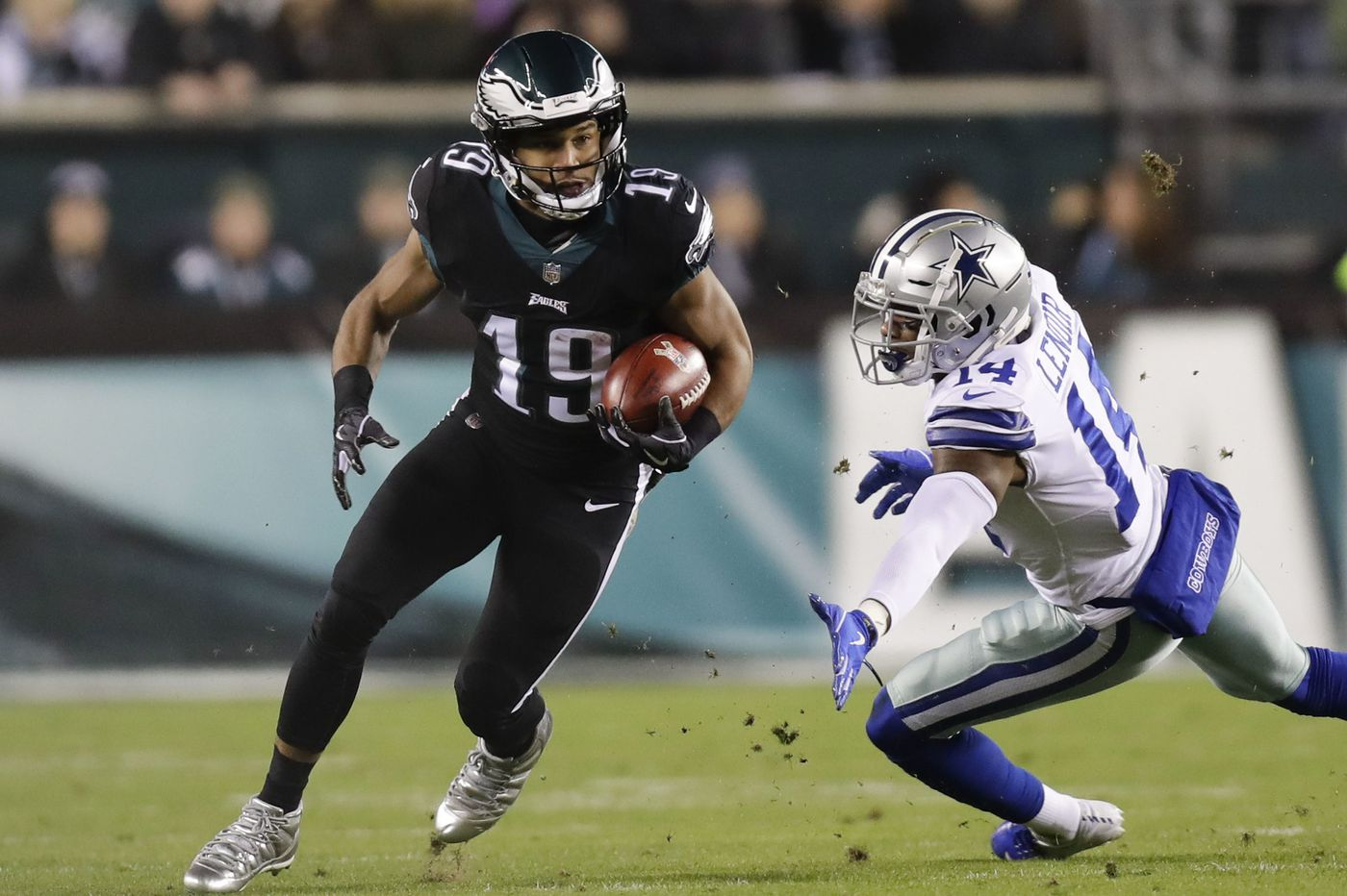Eagles wide receiver Golden Tate has been money against the Saints | NFL Week 11 preview