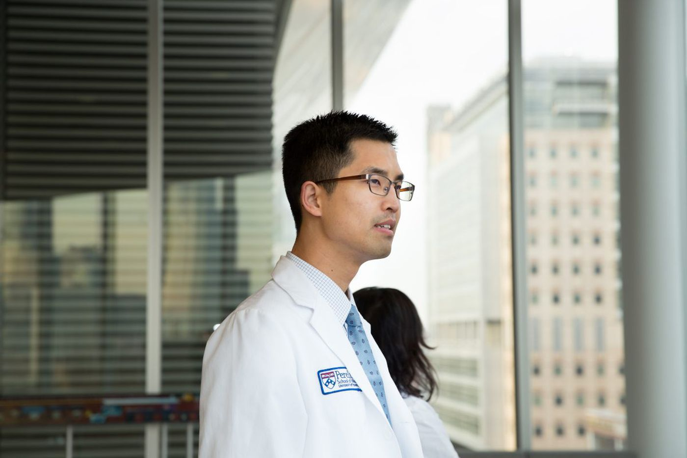 A new doctor sees himself in his patients' anxiety over going home