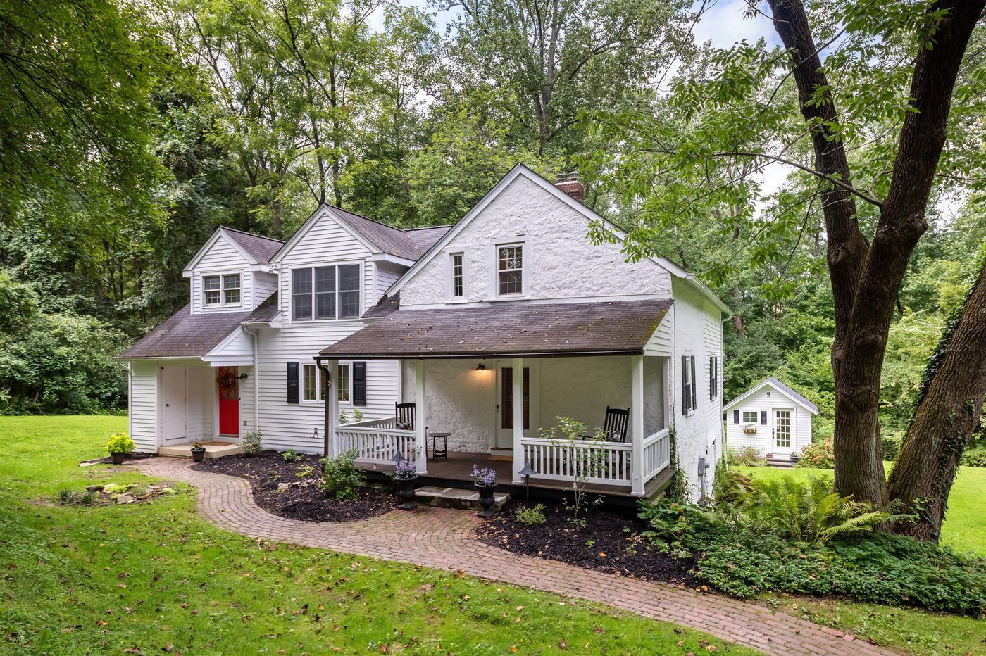 On the market: A secluded, historic house in Bryn Mawr for $699,000