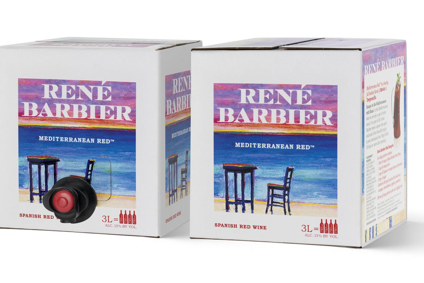 "Great Wine Values: René Barbier ""Mediterranean Red"" from Catalonia, Spain"