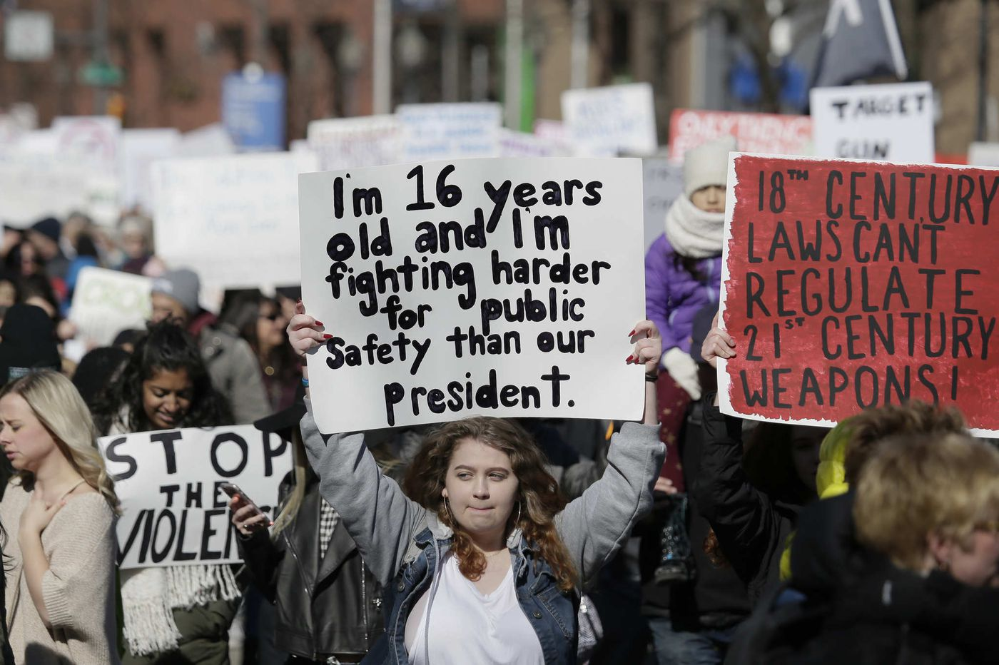 March for Our Lives Philadelphia to hold rally against gun violence Sunday