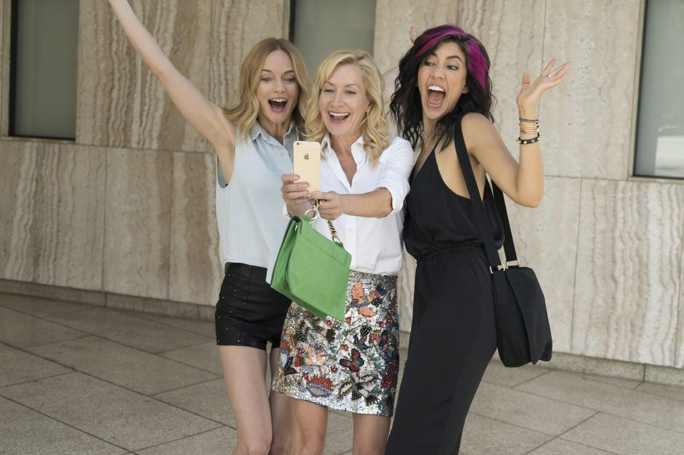 Heather Graham's 'Half Magic': Not quite bewitching
