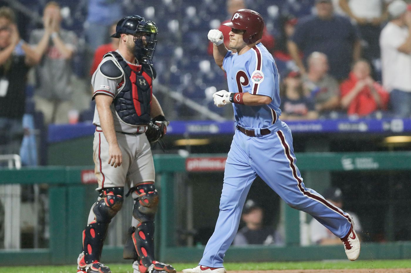 Phillies have a hard road to the playoffs, but what about the other wild-card contenders?