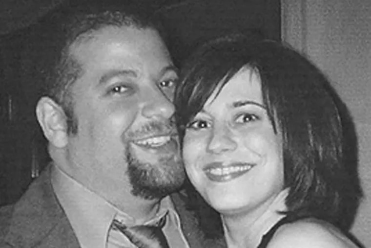 Richard Petrone and Danielle Imbo, who vanished on Feb. 19, 2005, after leaving a bar on South Street.