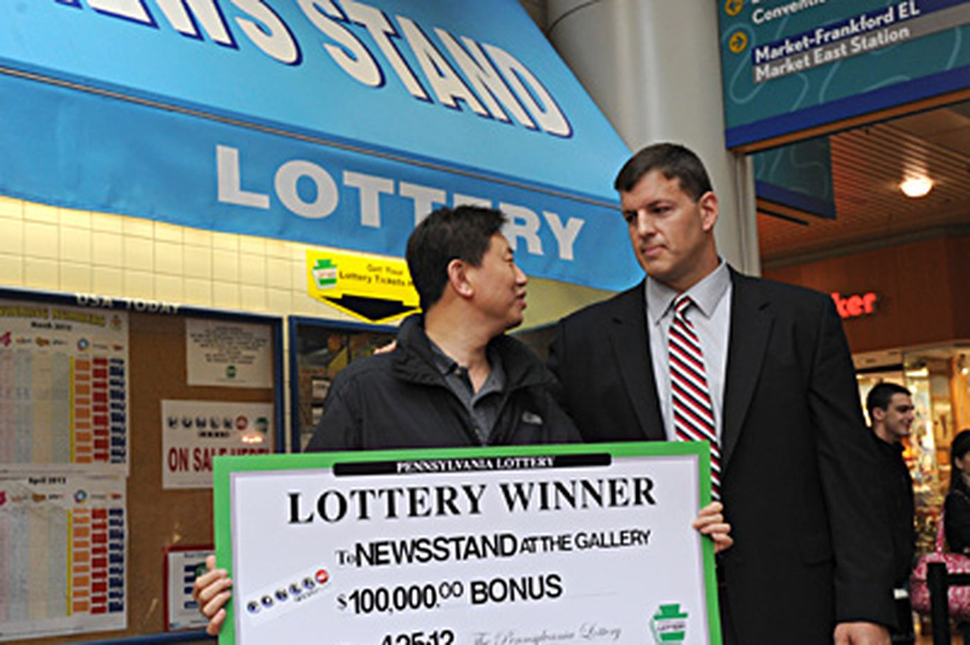 48 SEPTA coworkers to split $172.7M Powerball jackpot