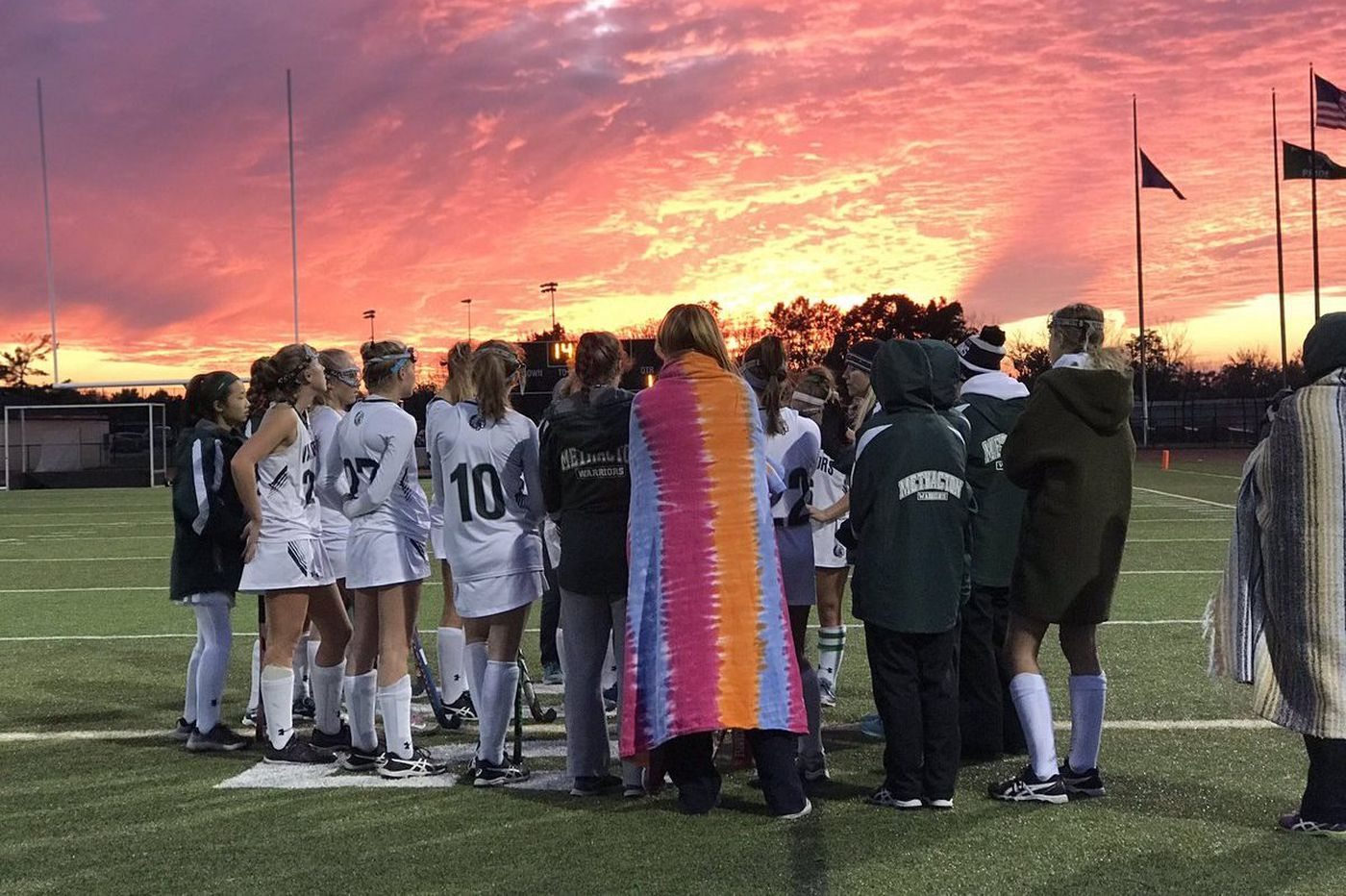 Monday's Southeastern Pa. roundup: Spring-Ford field hockey scores late to beat Pennridge in District 1 playoffs