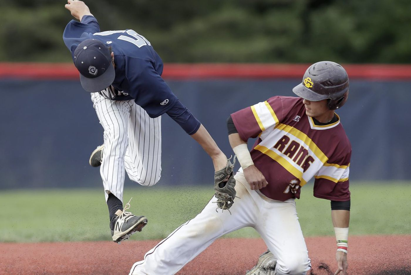 Friday's South Jersey roundup: Cory Kessler pitches gem in Egg Harbor Township baseball win