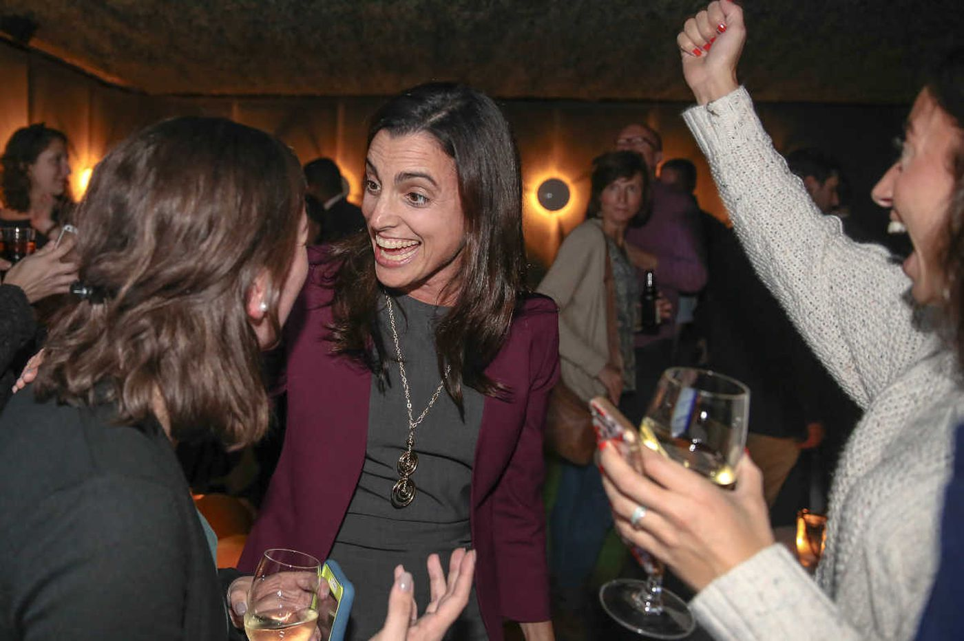 Rebecca Rhynhart, government insider and political novice, wins City Controller race