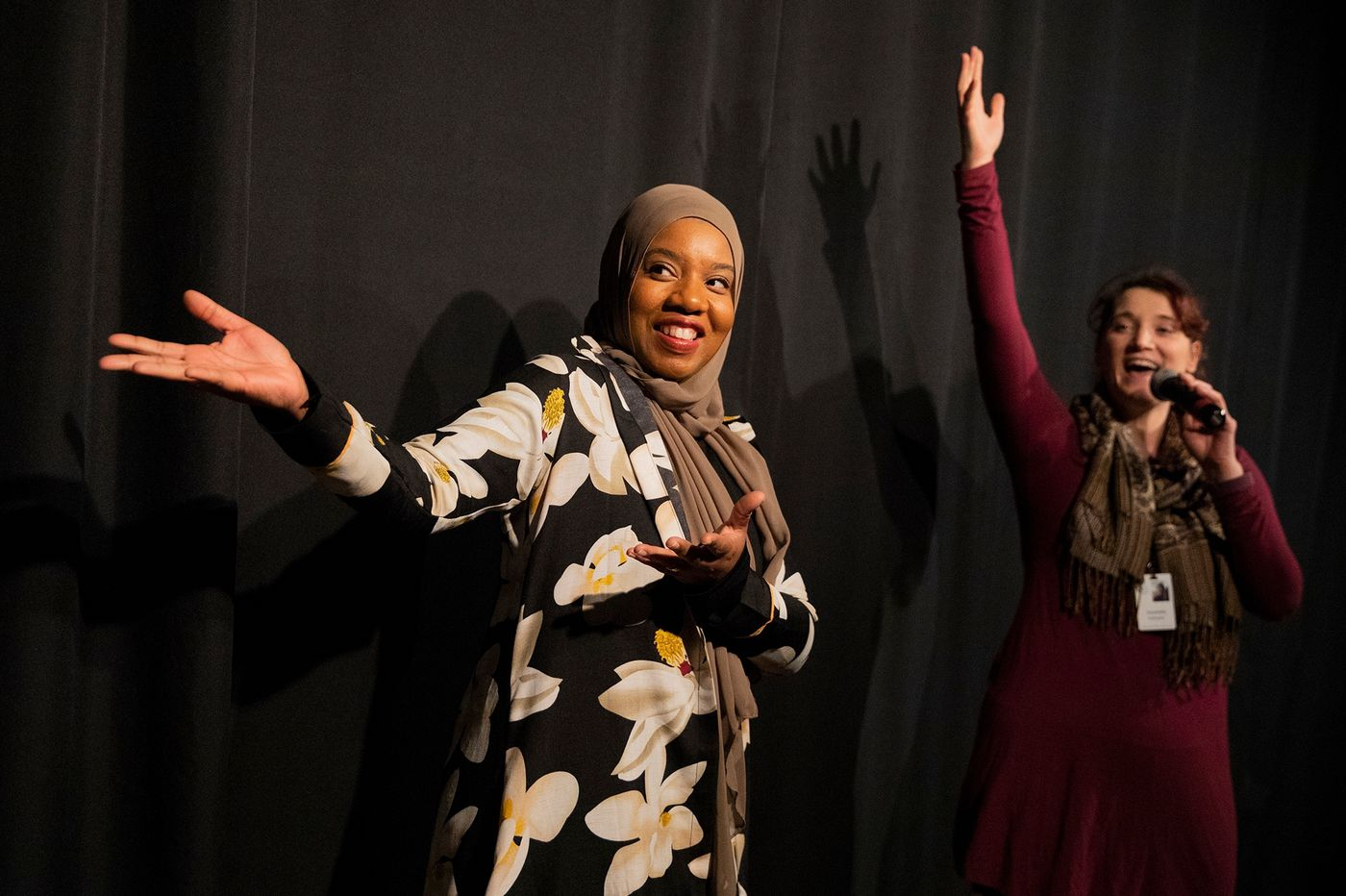 A new Please Touch play about bean pies, friendship, and Muslim American fortitude