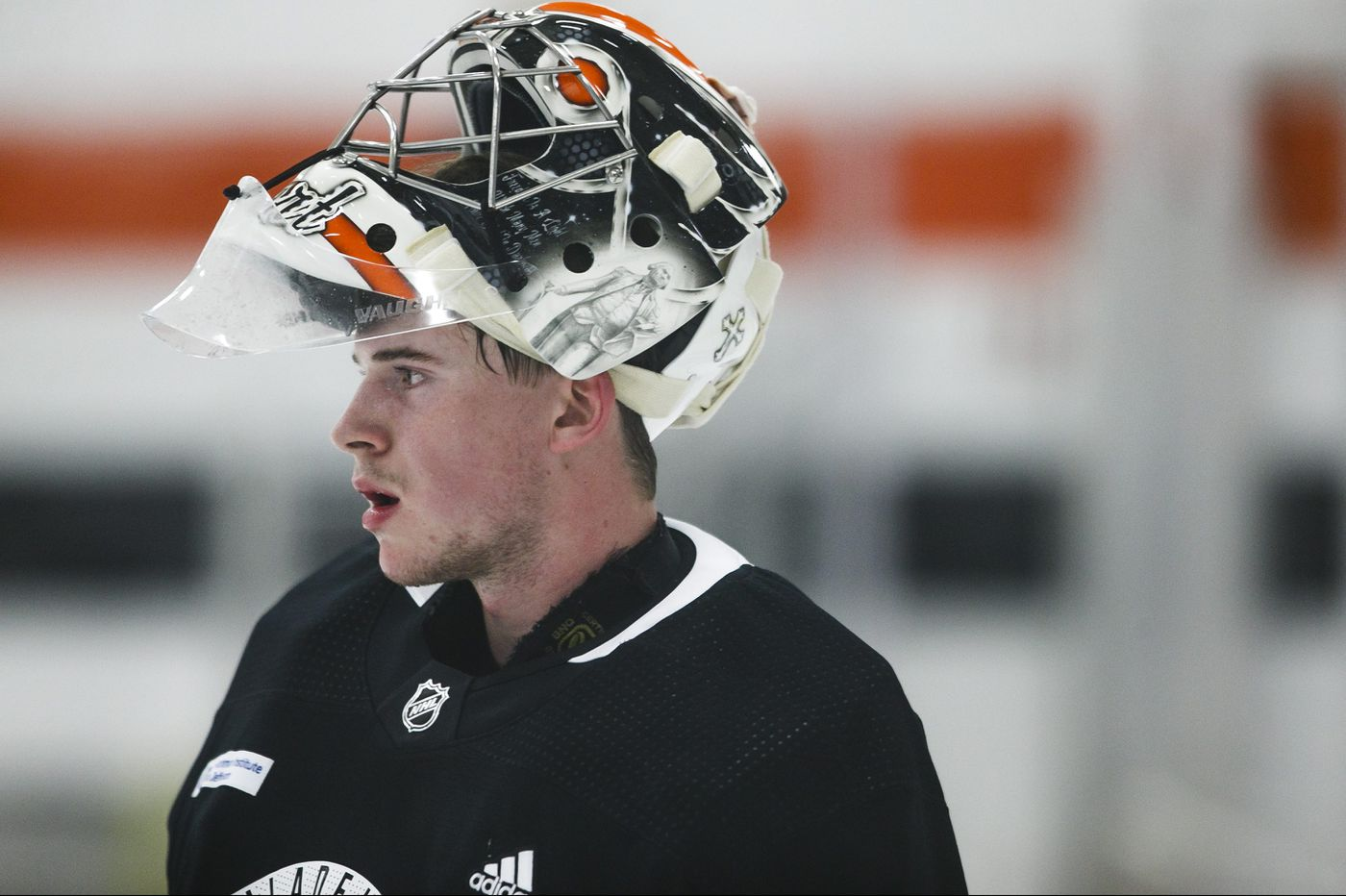 Five observations on Flyers' loss to Devils: Will Brian Elliott's injury affect Carter Hart?