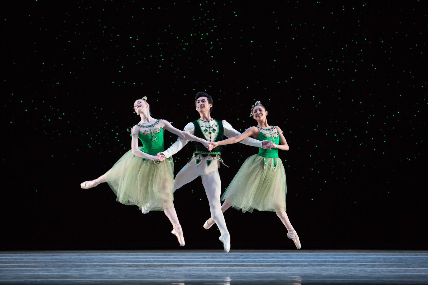 Pennsylvania Ballet names one new principal dancer and two whole new ranks of soloists