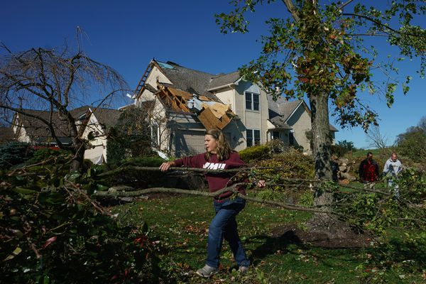 Tornado's destruction took just minutes. The cleanup will linger for months.