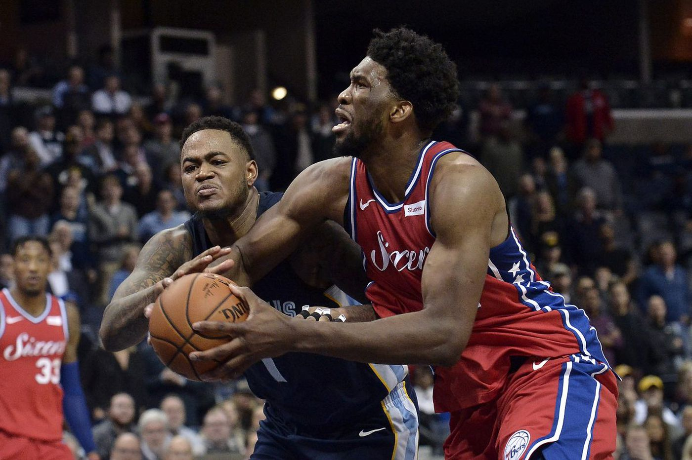 Sixers blow another lead and lose to Grizzlies, 105-101