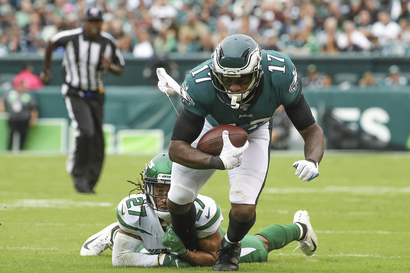 How much longer can the Eagles survive without DeSean Jackson?