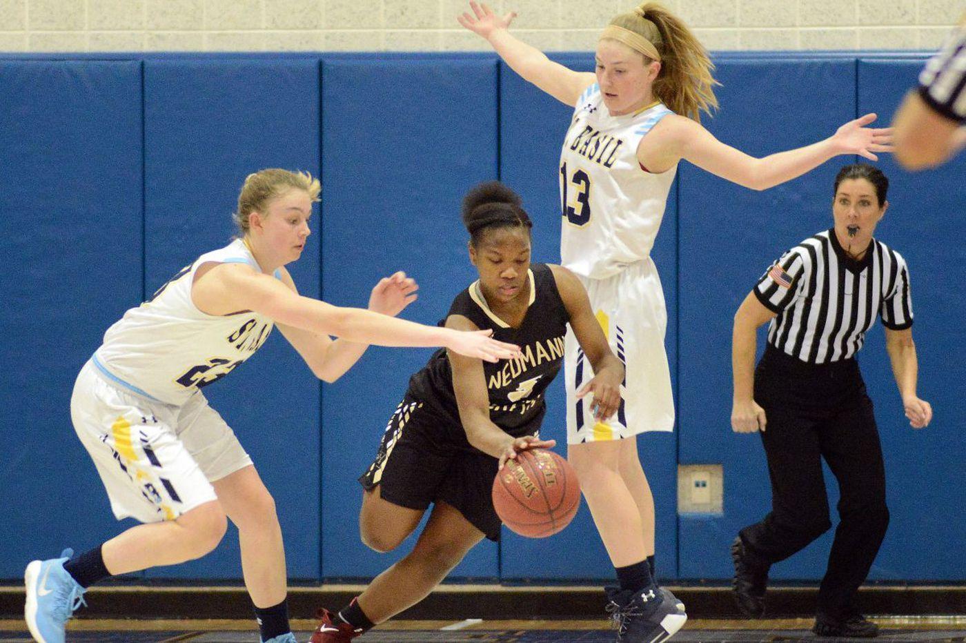 Neumann-Goretti girls shoot for fourth straight state basketball title