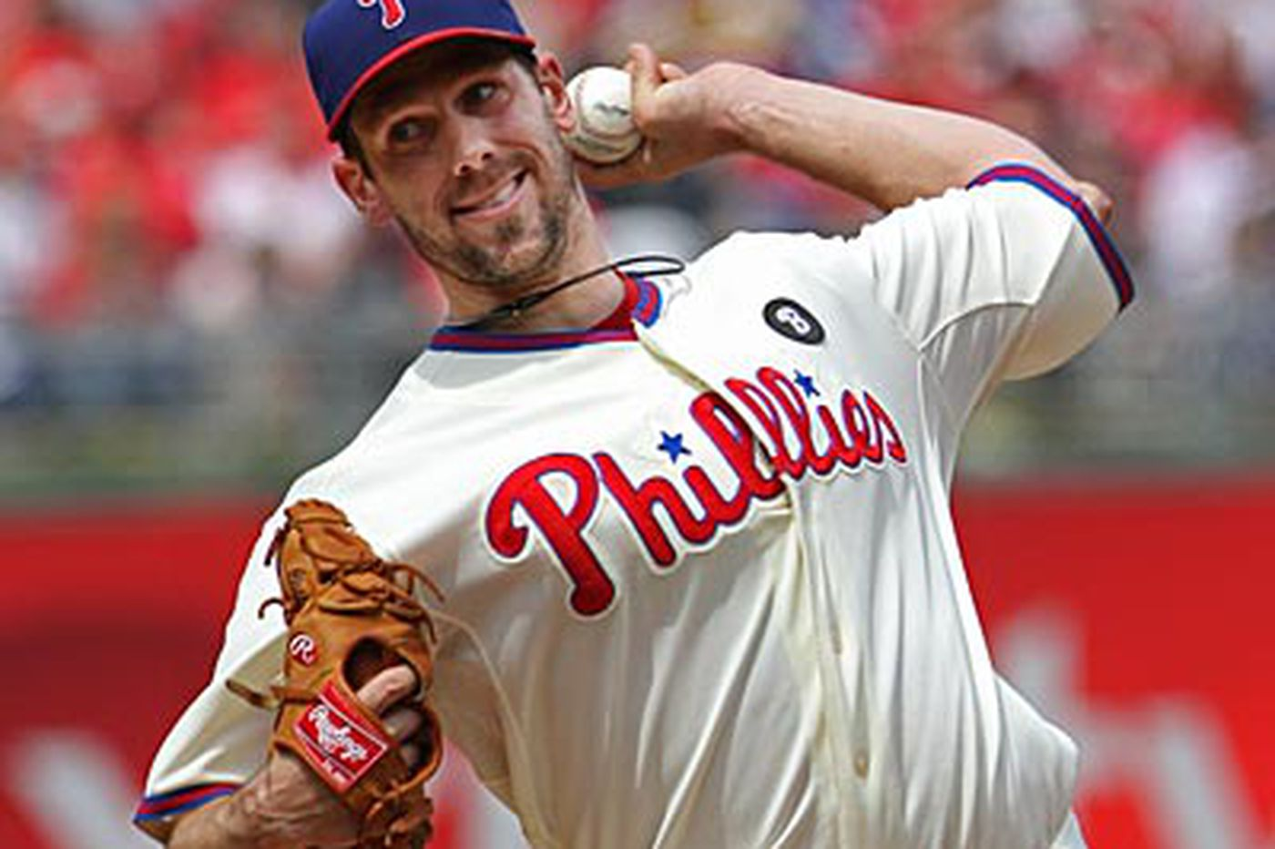 Cliff Lee facing Rangers is just baseball business as usual