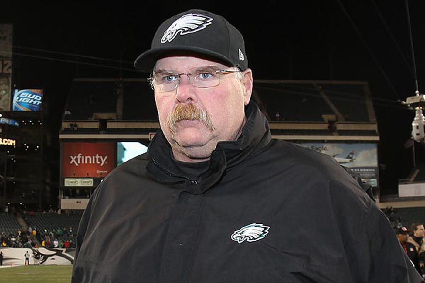 Eagles bemoan Andy's fate but few take blame