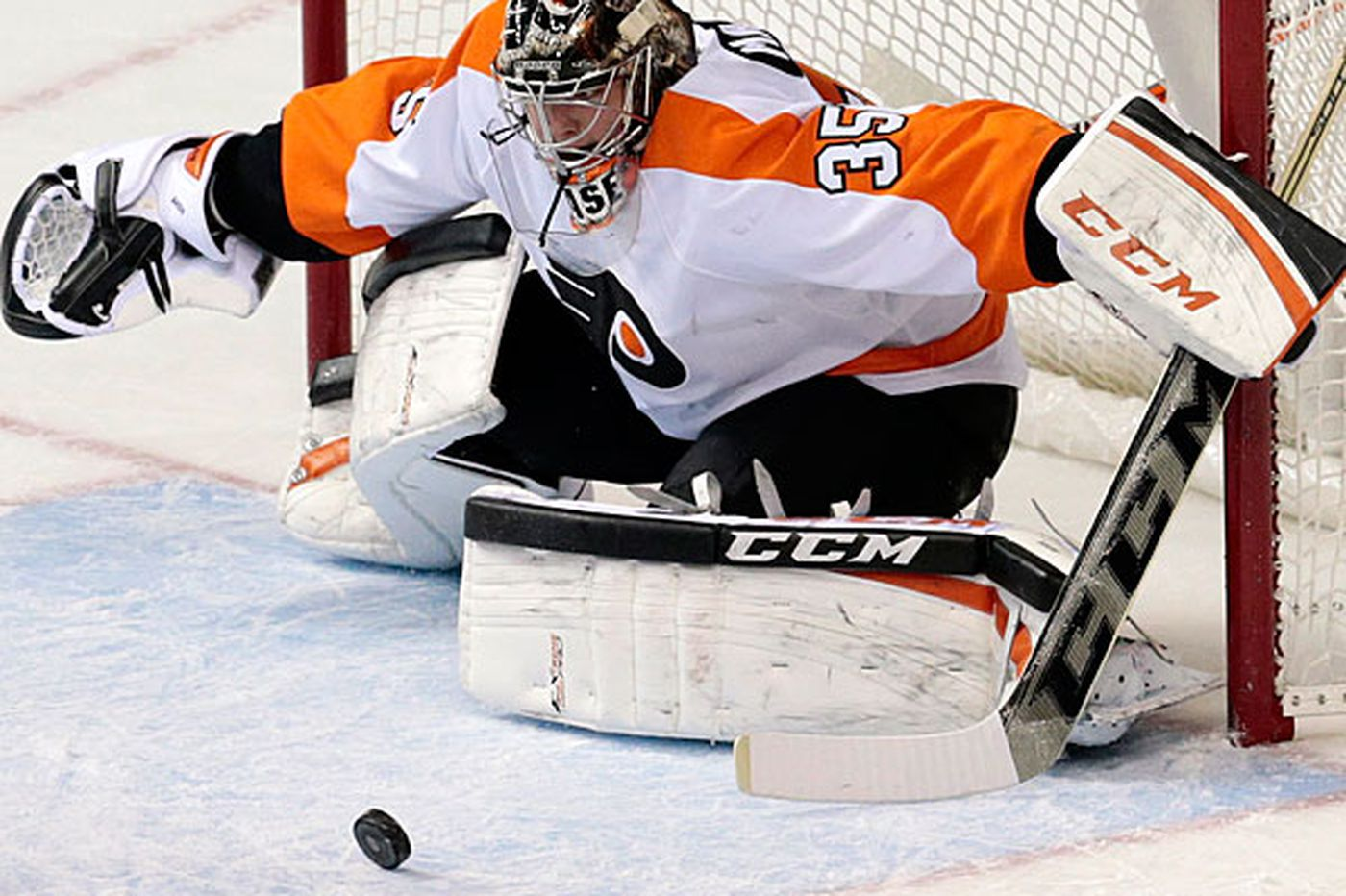Flyers unlikely to rush into talks with Mason