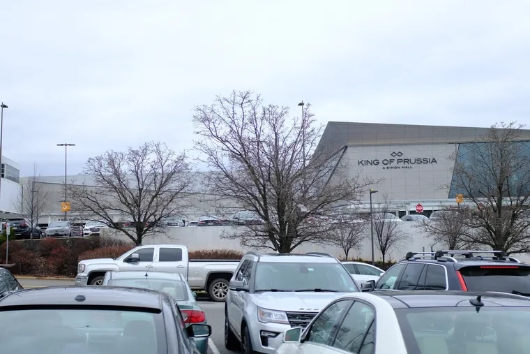 Two hidden cameras were found earlier this month inside stores in the King of Prussia Mall, according to Upper Merion police.
