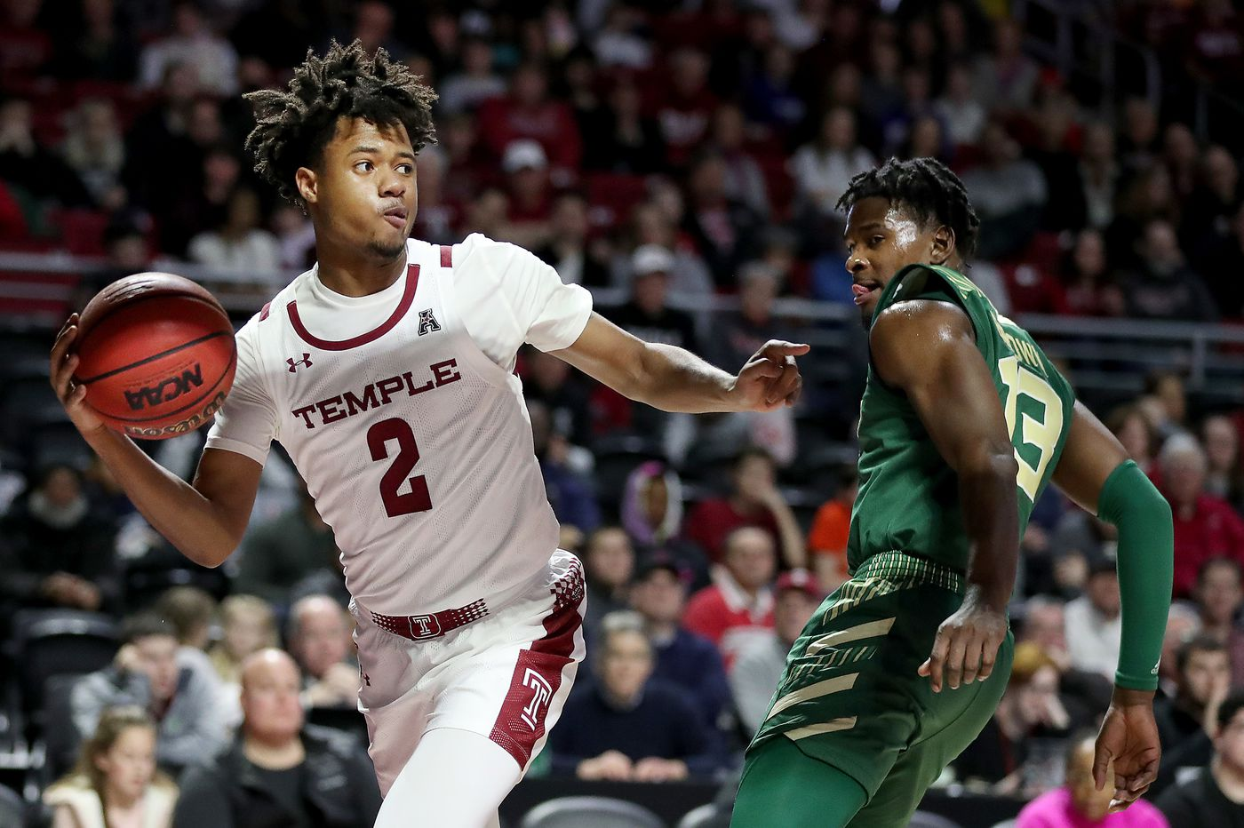 Temple guard Monty Scott to enter NCAA basketball transfer portal
