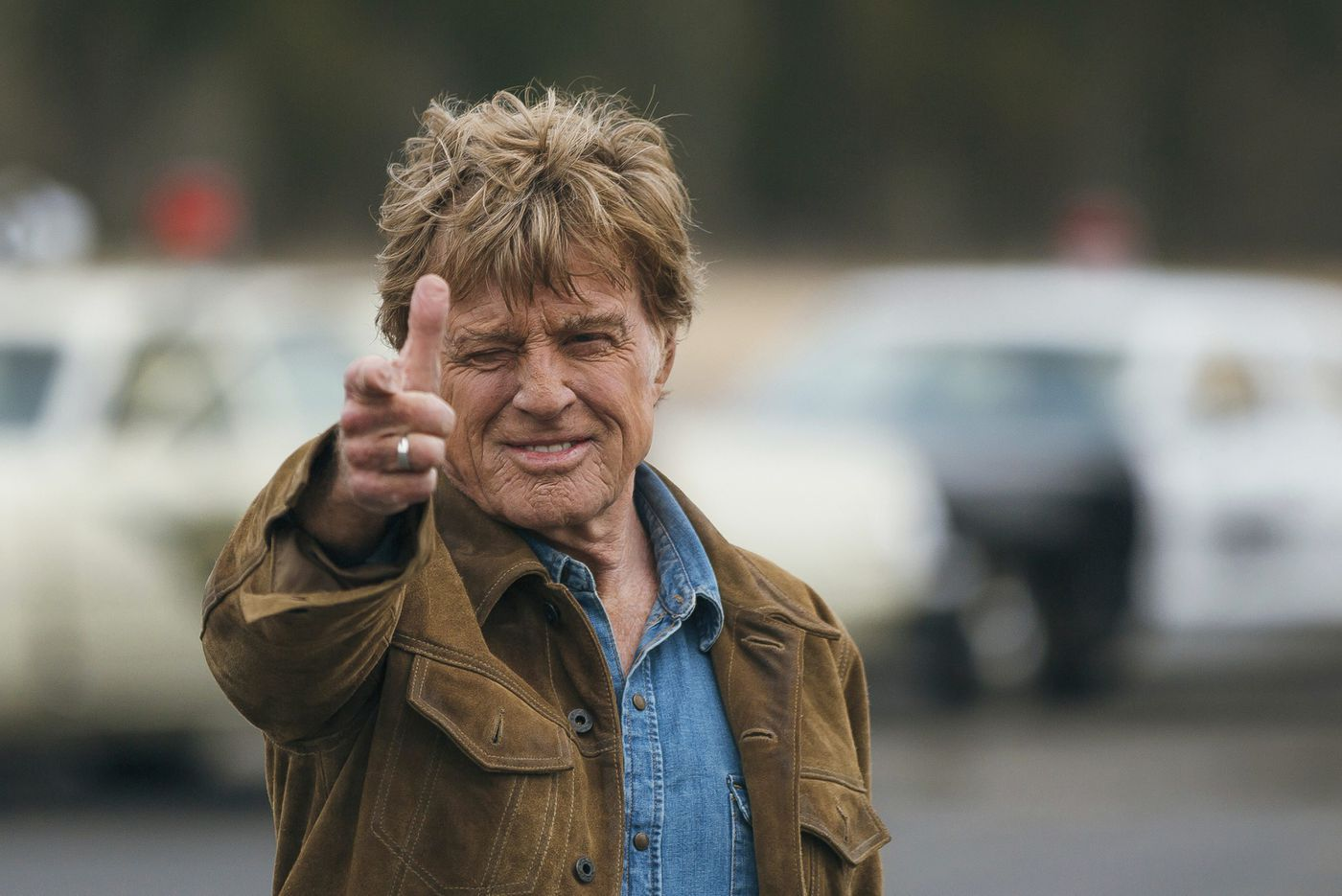 The Sundance Kid at sunset: Redford bows out gracefully in 'The Old Man & the Gun'