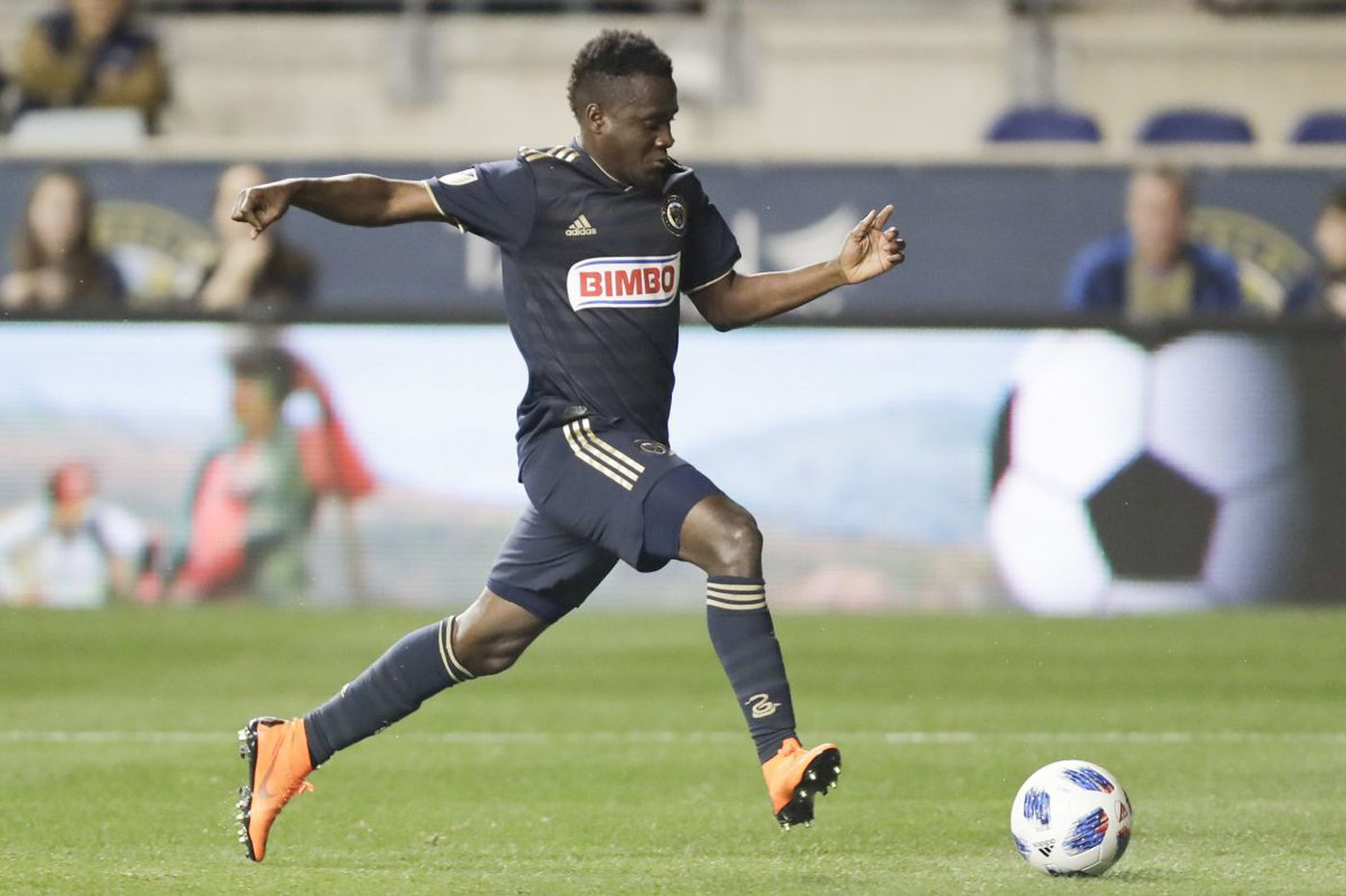 Cory Burke, David Accam could return for Union amid five games in 14 days