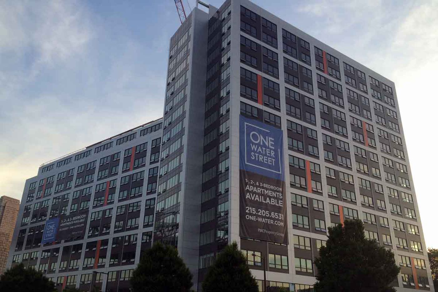 Changing Skyline: One Water St.: Instead of subsidized units, how about retail and art?
