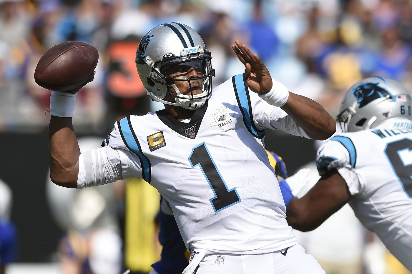 Cam Newton and the Patriots dynasty, a Netflix series on Colin Kaepernick, and other sports news