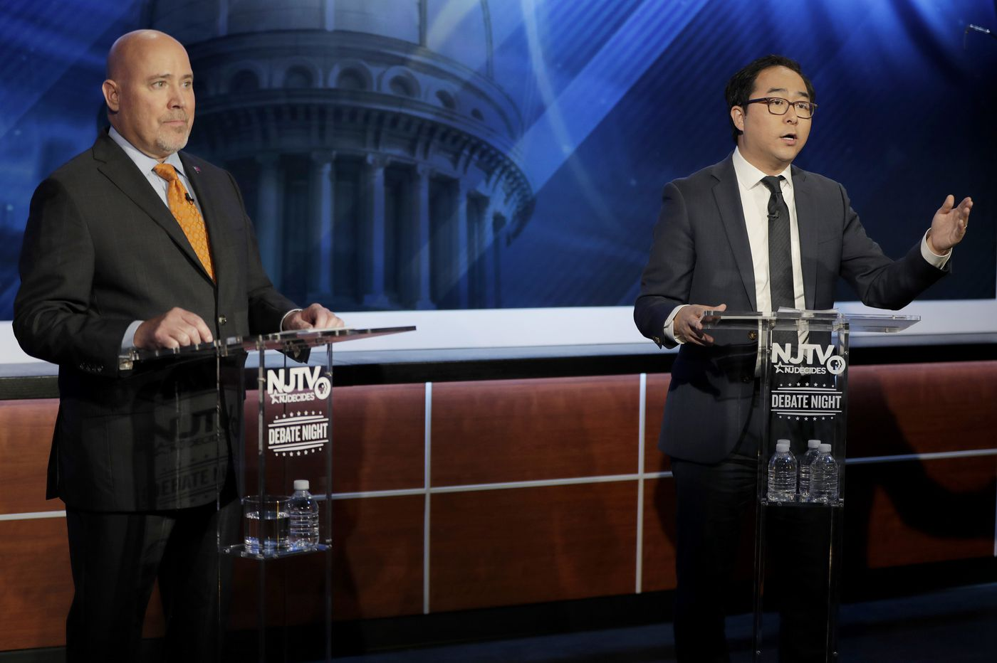 Paper ballots placed under microscope in tight Andy Kim- Tom MacArthur race in New Jersey