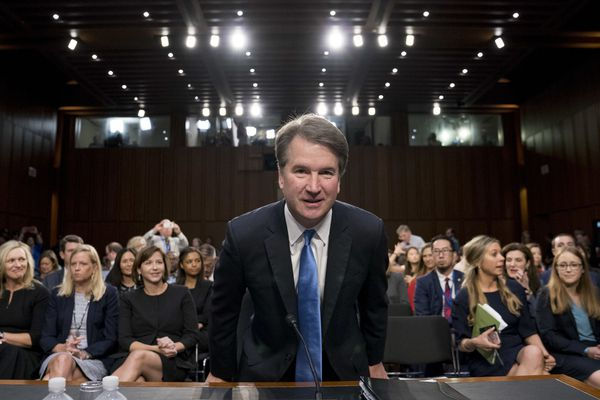 Kavanaugh confirmation: Trump takes aim at accuser; key GOP senator 'appalled'