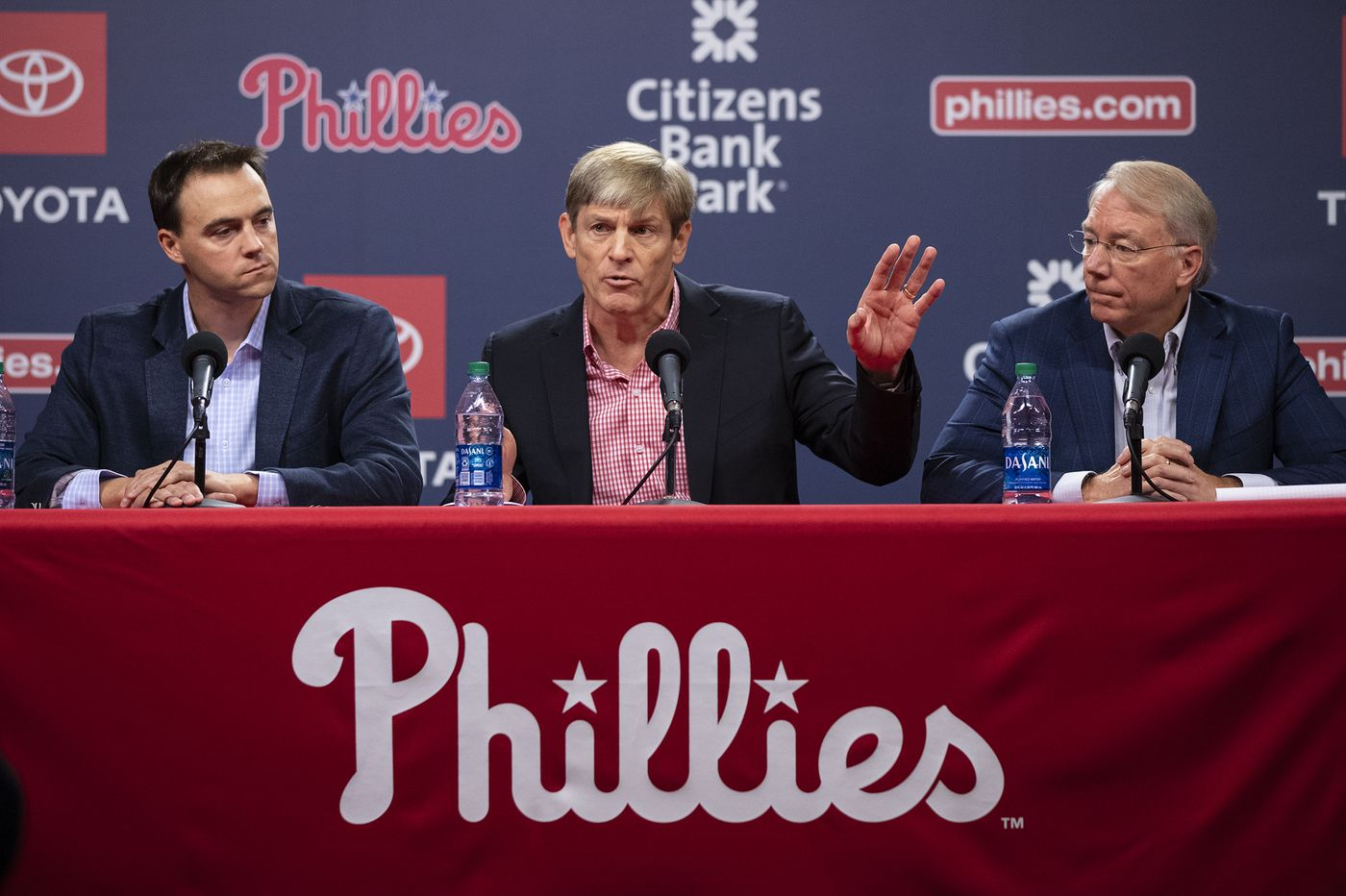 The Phillies are $20 million from the luxury tax. Do they have money to fill all their needs? | Bob Brookover