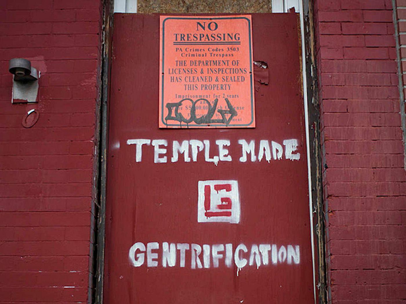 Image result for university gentrification