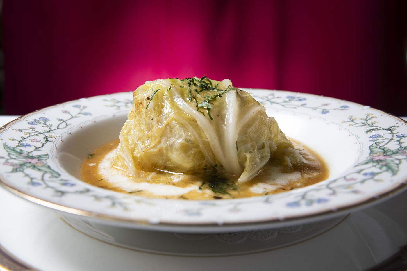 Cabbage is the new vegetable king in Philly restaurants