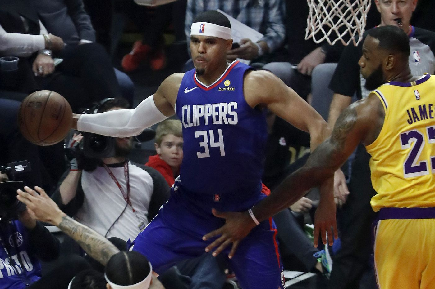 Tobias Harris trade puts Sixers in Eastern Conference Finals conversation