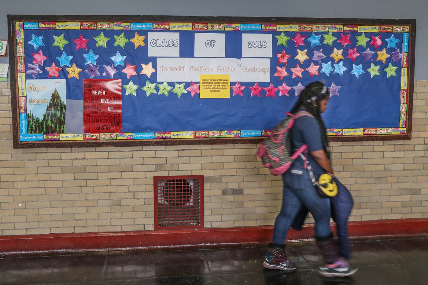 Why one Philly elementary school is paying kids not to fight