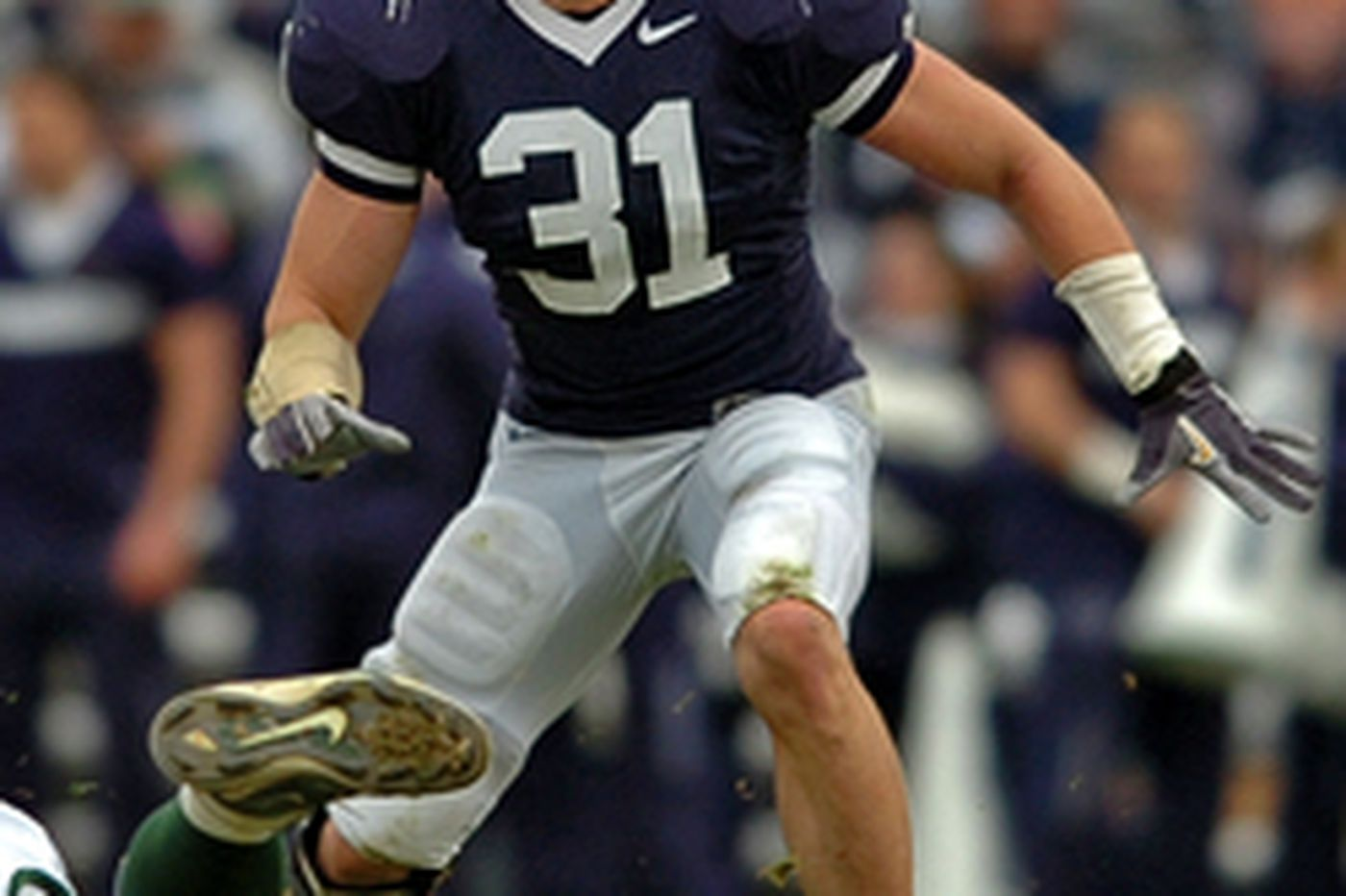 Penn State's Posluszny is primed for the combine