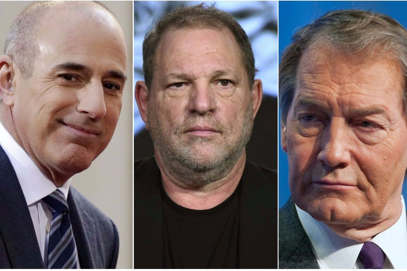 Some pointers for the men who stand accused | Lisa Scottoline