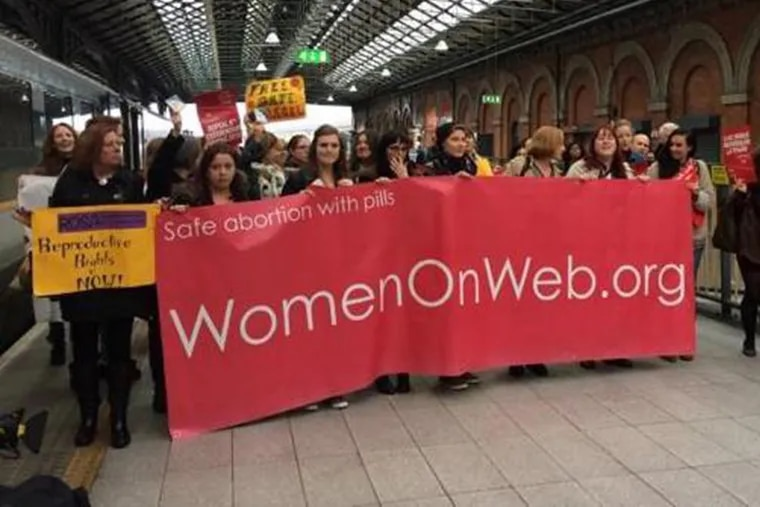 The founder of Women on Web, a nonprofit online abortion pill service, last year created Aid Access to provide pills to U.S. women.