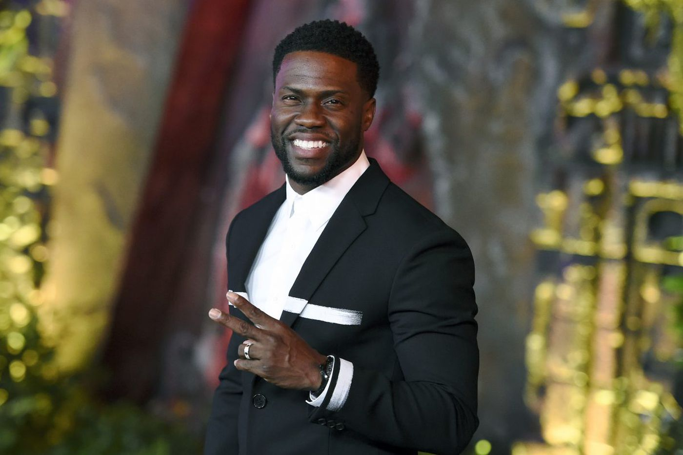 Man charged with extortion in Kevin Hart sex tape scandal