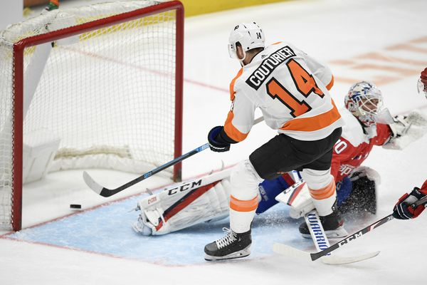 Why the Flyers could go all the way (or at least come close)   Marcus Hayes