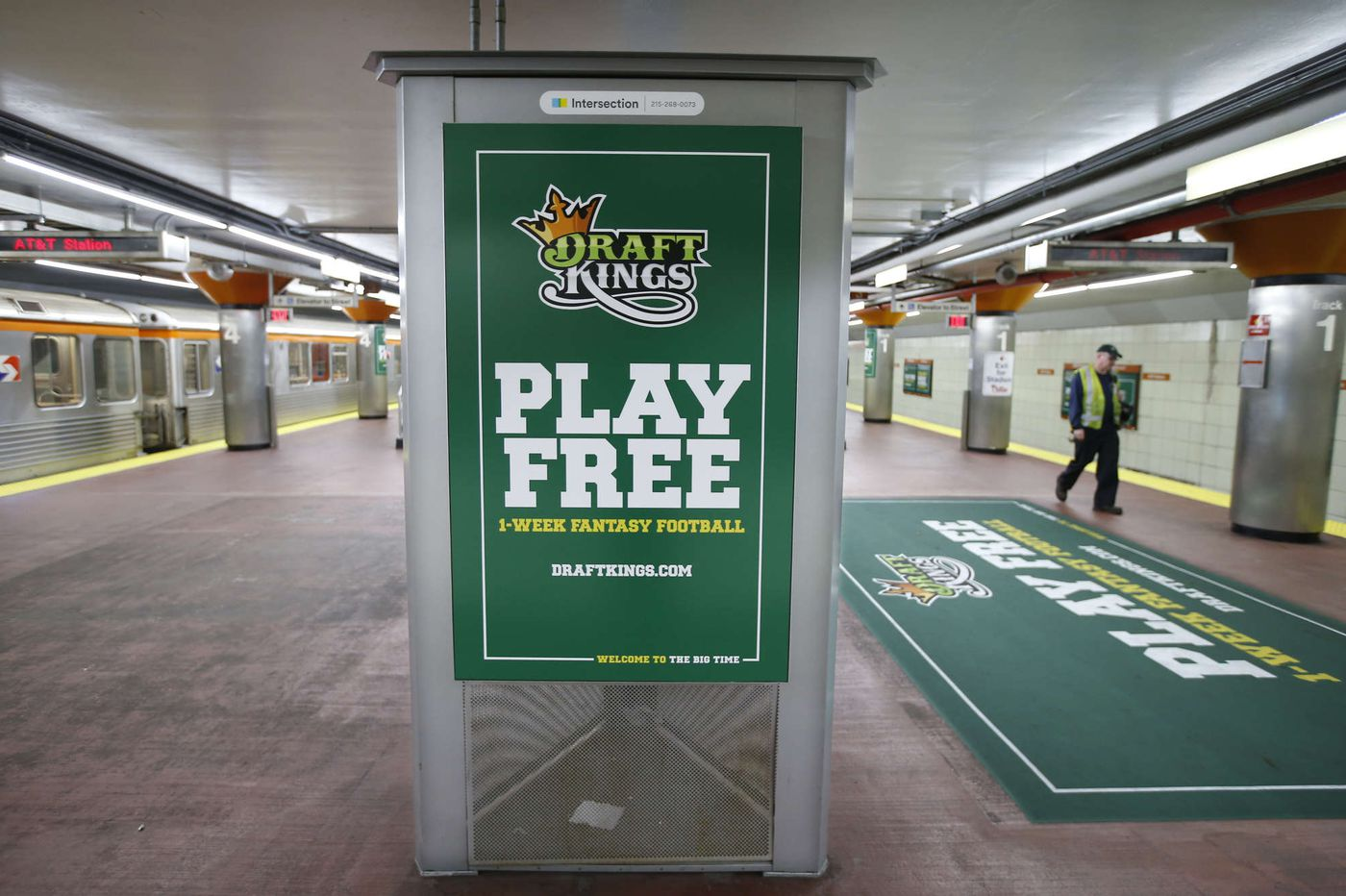 DraftKings aims to play in Pennsylvania's booming online sports-betting market