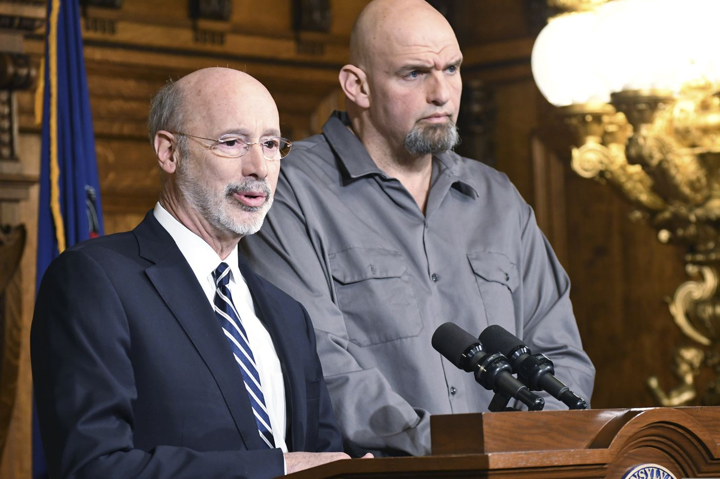 Gov. Tom Wolf releases 8 lifers, more than any other Pa. governor in decades