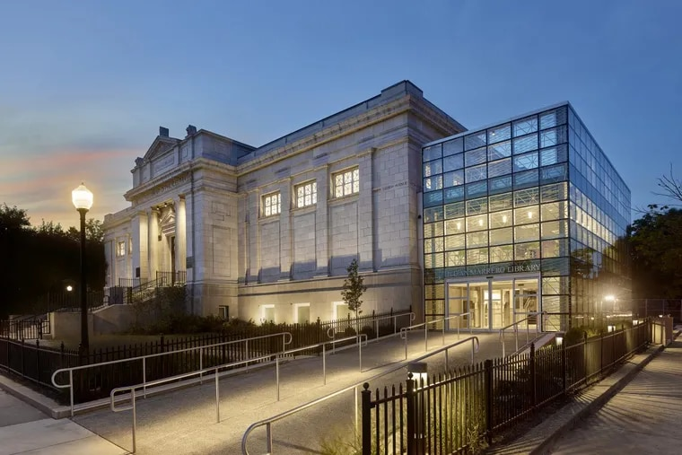 The Free Library has just renovated and expanded four branches to reflect the new ways people are using its facilities. The glass addition at the Lillian Marrero branch at Sixth and Lehigh includes an elevator that finally makes the building accessible.