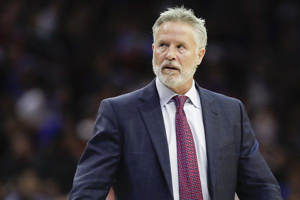 Sixers' Brett Brown: 'Right now, we are playing C-plus basketball'