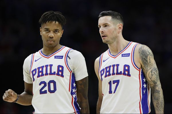 Sixers JJ Redick on Markelle Fultz: 'I hope he gets healthy'
