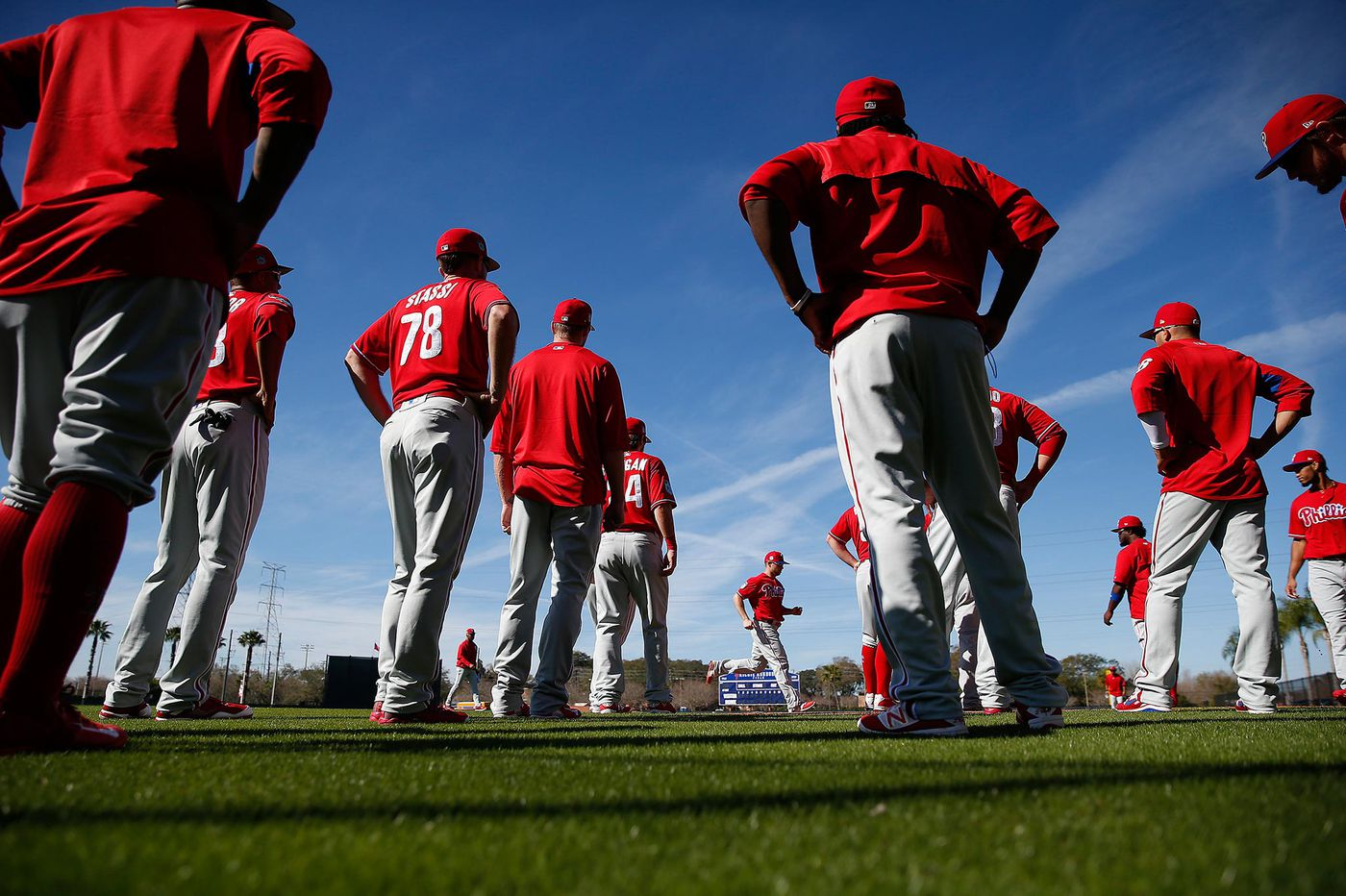 Hey Phillies fans, spring training is finally here | Extra Innings