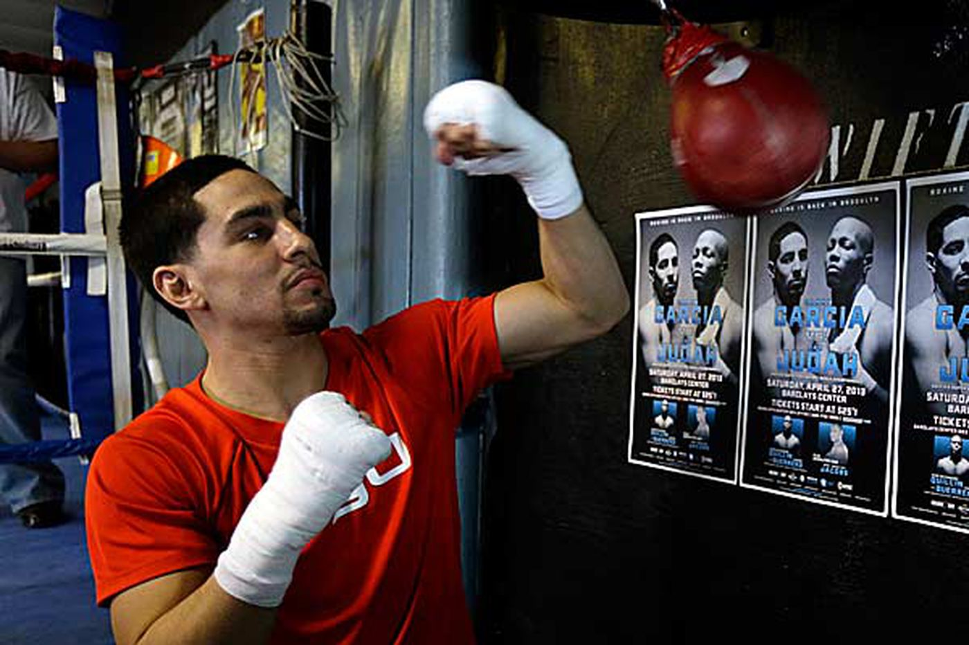 Garcia awaits date for Matthysse fight