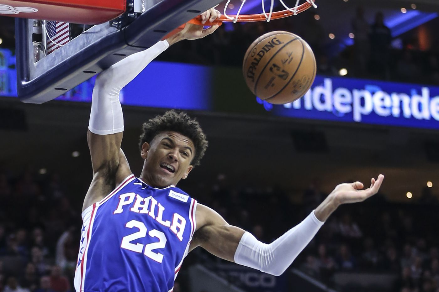 Matisse Thybulle's 'Welcome To The Bubble' videos are a hit with Sixers teammates