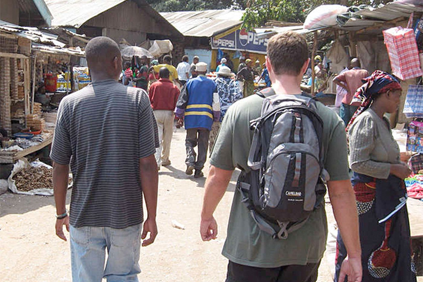 Personal Journey: In Tanzania, a sudden stab of murky suspicion